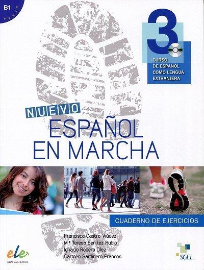 Nuevo Espanol en marcha 3 Ćwiczenia + CD