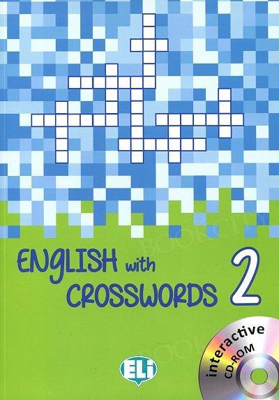 English with Crosswords (Intermadiate) Książka + CD-ROM