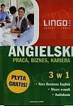 Angielski Praca biznes kariera 3 w 1 Książka+MP3