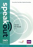 Speakout Starter (2nd edition) Workbook (with key)