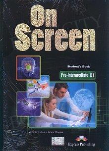 On Screen Pre-Intermediate B1 Student's Pack (Student's Book wersja niewieloletnia + i-eBook)