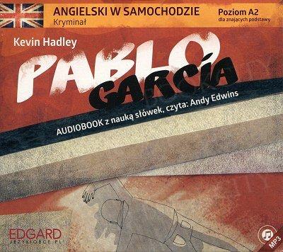 Angielski w samochodzie kryminał Pablo García Audio CD