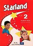 Starland 2 Student's Book (niewieloletni)