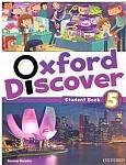Oxford Discover 5 książka nauczyciela