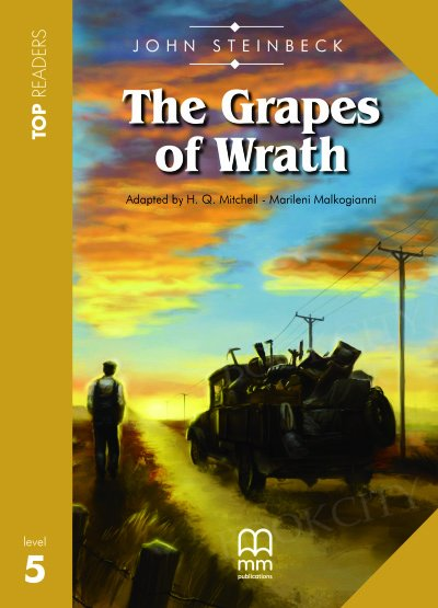 The Grapes of Wrath Student's Book with glossary and CD