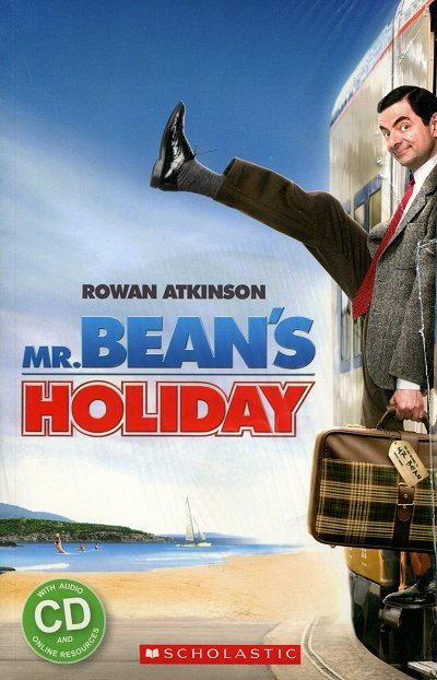 Mr Bean's Holiday Book and CD