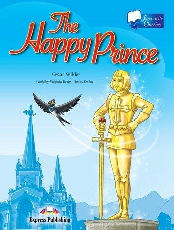 The Happy Prince Poziom 2 (A2) Książka