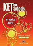 Ket For Schools Practice Tests książka nauczyciela
