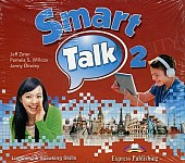 Smart Talk: Listening & Speaking Skills 2 Class Audio CDs