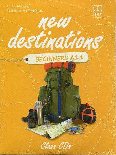 New Destinations Beginners Class CD