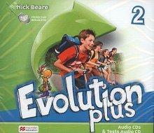 Evolution plus klasa 5 Audio CD