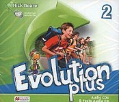Evolution plus klasa 5 Audio CD