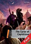 Zorro The Curse Of Capistrano Book with MultiROM
