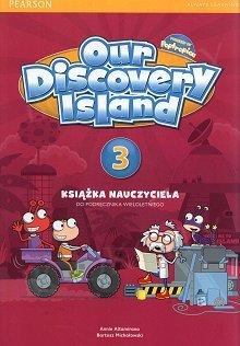 Our Discovery Island 3 (WIELOLETNI) książka nauczyciela