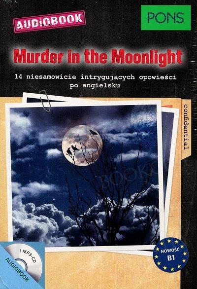 Murder in the Moonlight Książka+CDmp3