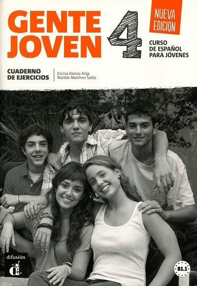 Gente Joven 4 Nueva Edición ćwiczenia