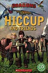 How to Train Your Dragon: Hiccup and Friends (Poziom starter) Reader + Audio CD