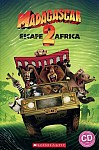 Madagascar: Escape to Africa (Poziom 2) Reader + Audio CD