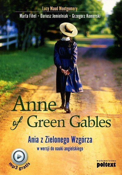 Anne of Green Gables Książka + mp3 do pobrania