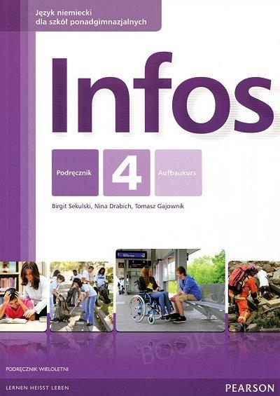 Infos 4 Podręcznik (podręcznik wieloletni)