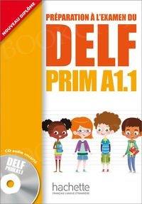 DELF Prim A1.1 podręcznik