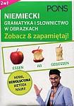 Gramatyka i słownictwo niemieckie w obrazkach - zobacz i zapamiętaj!