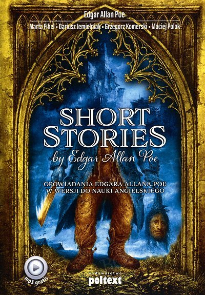 Short Stories by Edgar Allan Poe Książka+mp3 do pobrania