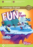 Fun for Flyers (4th edition) Student's Book + Online Activities
