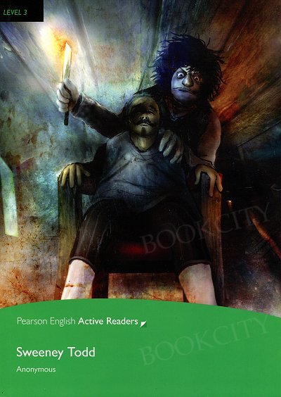 Sweeney Todd Book plus Multi-ROM with MP3