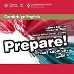 Prepare! 4 Class Audio 2CD