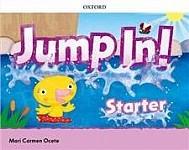Jump In! Starter podręcznik