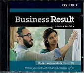 Business Result 2nd edition Upper-intermediate Class Audio CD