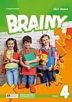 Brainy klasa 4 Class CD