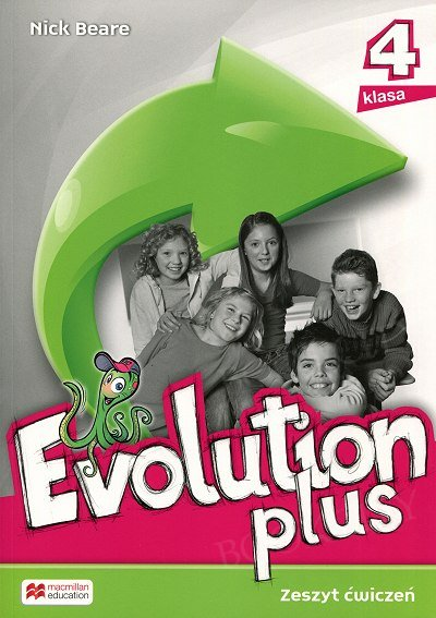 Evolution plus klasa 4 ćwiczenia