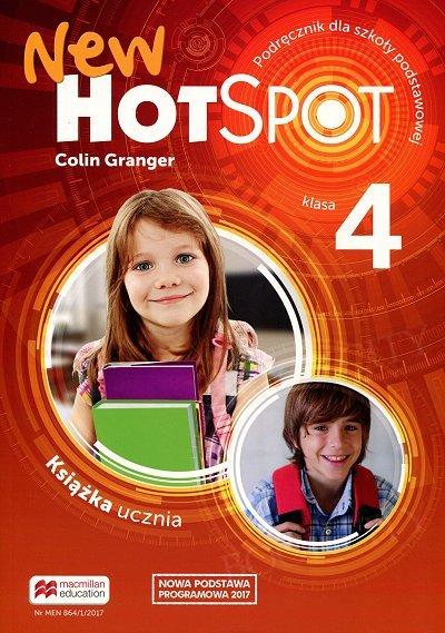 New Hot Spot klasa 4 (Reforma 2017) podręcznik