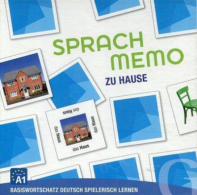 Sprachmemo Deutsch. Zu Haus