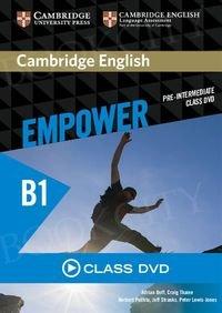 Empower Pre-intermediate Class DVD