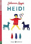 Heidi (poziom A1) Książka+CD