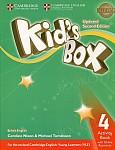 Kid's Box 4 (Updated 2nd Ed) ćwiczenia