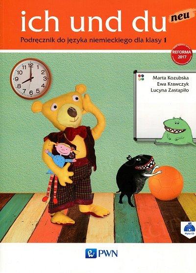 ich und du neu dla klasy 1 (reforma 2017) podręcznik
