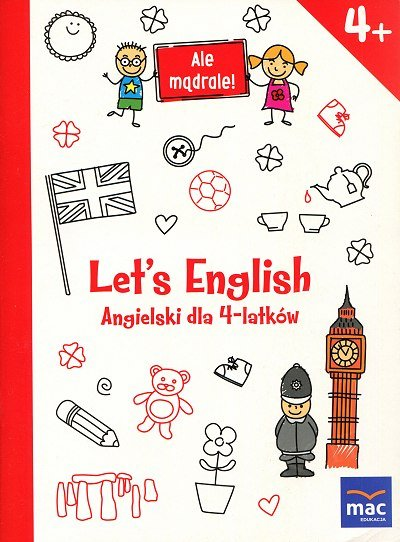 Let's English! ! Angielski dla 4-latków