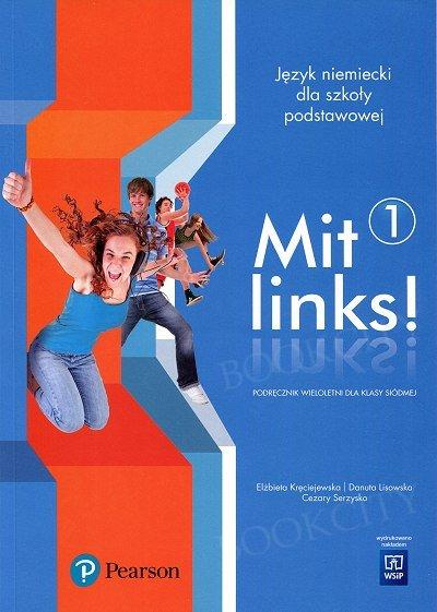 Mit Links! 1 klasa 7 podręcznik