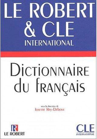 Dictionnaire du francais Robert & Cle