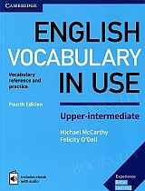 English Vocabulary in Use – Upper Intermediate