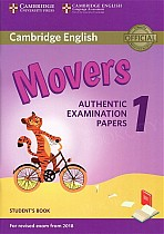 Cambridge English Movers 1 (2017) podręcznik