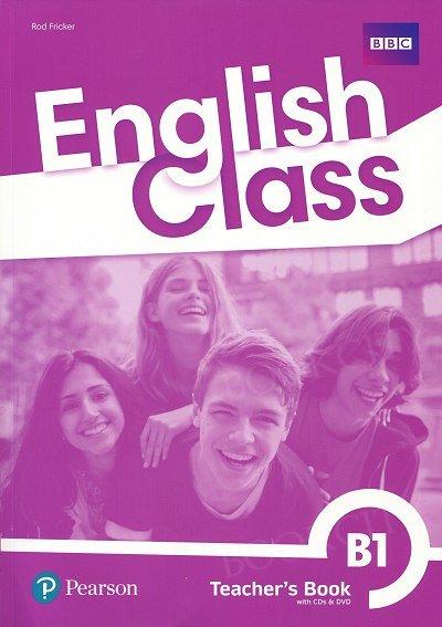 English Class B1 książka nauczyciela