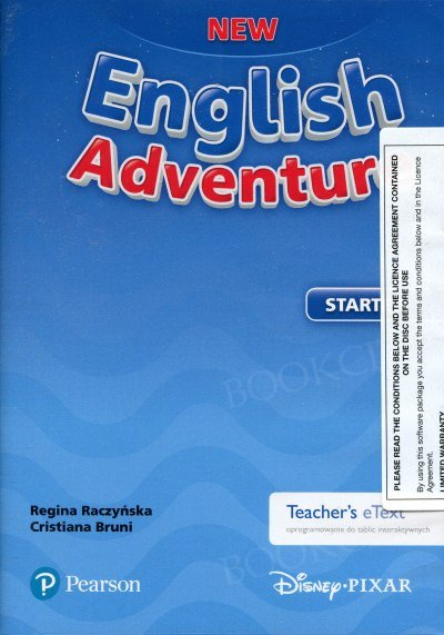New English Adventure Starter Active Teach