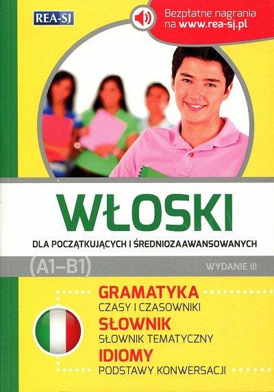Włoski dla początkujących i średniozaawansowanych A1-B1