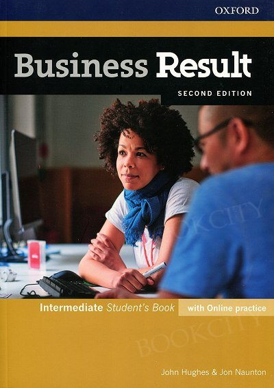Business Result 2nd edition Intermediate Student's Book with Online Practice