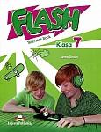 Flash Klasa 7 książka nauczyciela